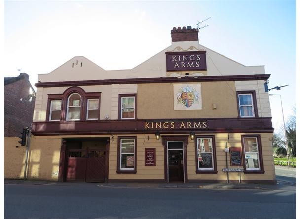 Kings Arms, Wigan