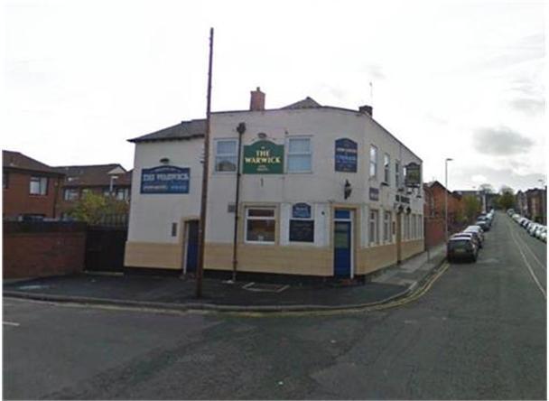 Warwick Arms, Prenton
