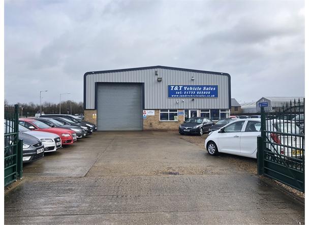 3 Dukesmead Industrial Estate, Peterborough