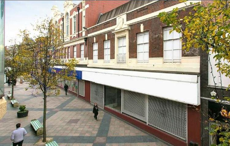 27-31 Sankey Street, Warrington