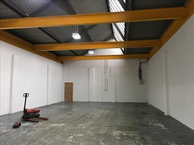 Unit 6 Norton Works, Lynn Lane, Lichfield