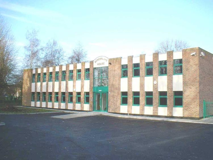 Borderlake House, Riverside Industrial Estate, London Colney