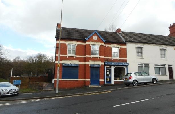 1-3 Station Hill, Oakengates, Telford