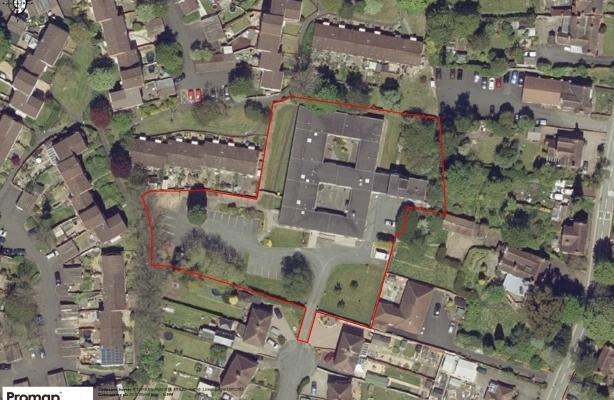 Castle Lodge, Attwood Terrace, Dawley, Telford
