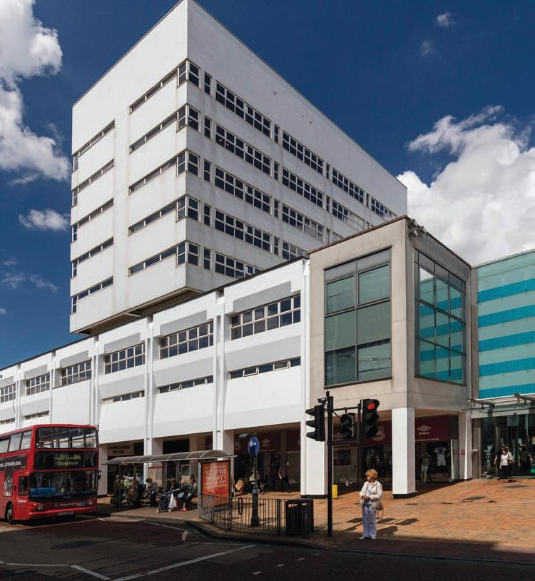 8th Floor Only Lambourne House 7 WESTERN ROAD, ROMFORD