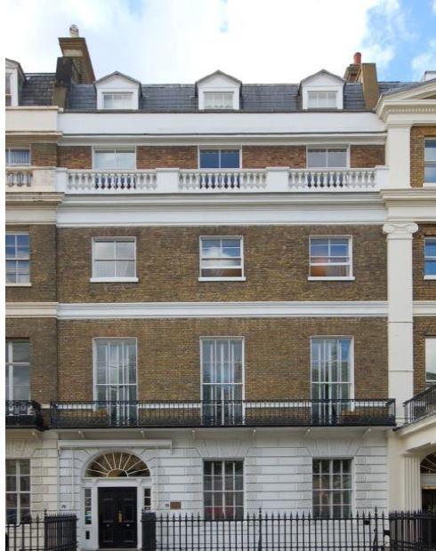 19 Portland Place, London