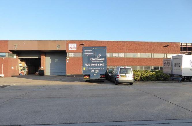 Unit 8, Merton Industrial Estate, Lee Road, London