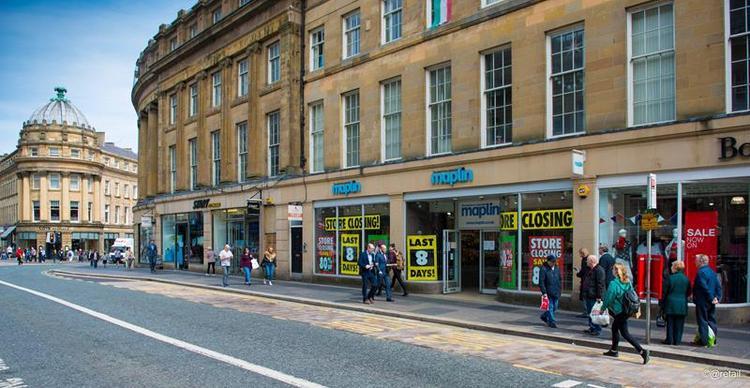 100-104 Grainger Street, Newcastle Upon Tyne