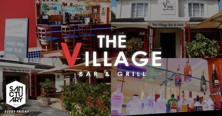 Former Villiage Bar & Grill 72 Staion Lane Hornchurch Essex Rm12 6NA