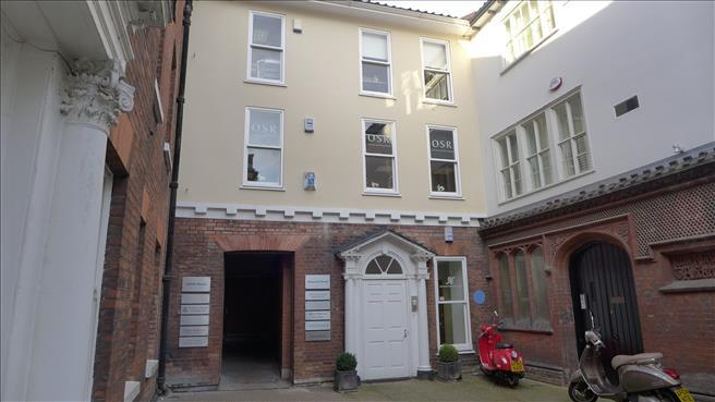 2nd Floor Jacquard House, Queen Street, Norwich