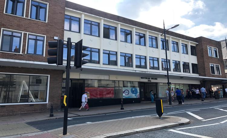 *UNDER OFFER* Unit 2, 26a Snowhill, Wolverhampton