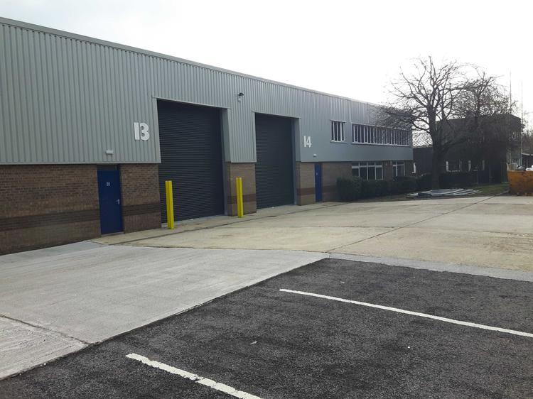 Units 13/14 River Ray Industrial Estate, Barnfield Road, SWINDON