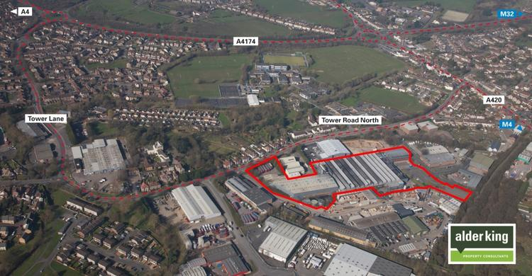 General Industrial, Industrial, To Let, For Sale Freehold, For Sale Leasehold, Available, Unit 4, Warmley Business Park, Crown Way, BRISTOL