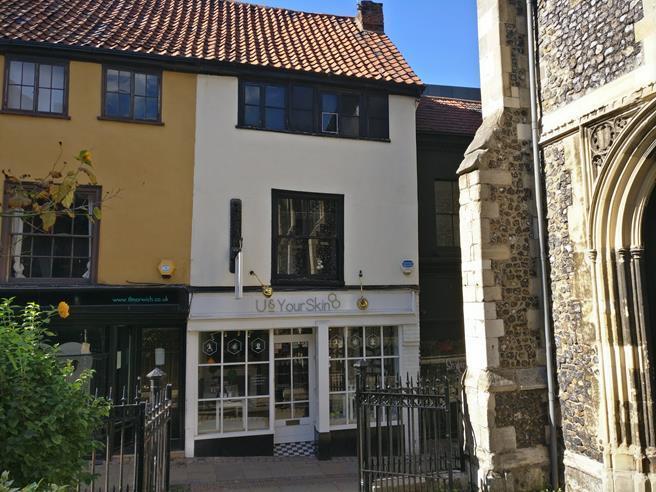18 Bridewell Alley, Norwich