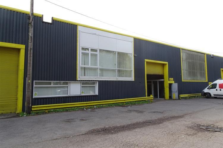 Unit 6 Withey Court, Dyffryn Industrial Estate, CAERPHILLY