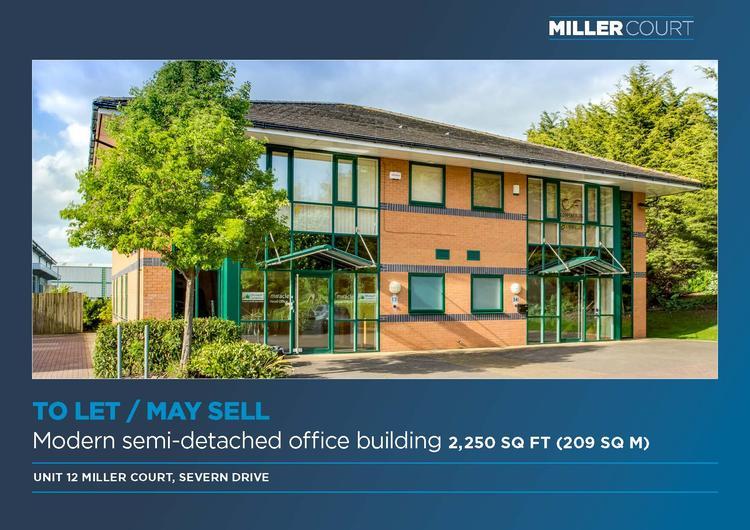 12 Miller Court, Severn Drive, TEWKESBURY