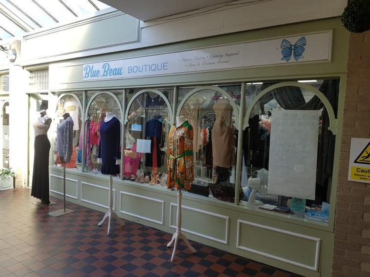Berry's Arcade Shop 8 8-14 High Street, Rayleigh