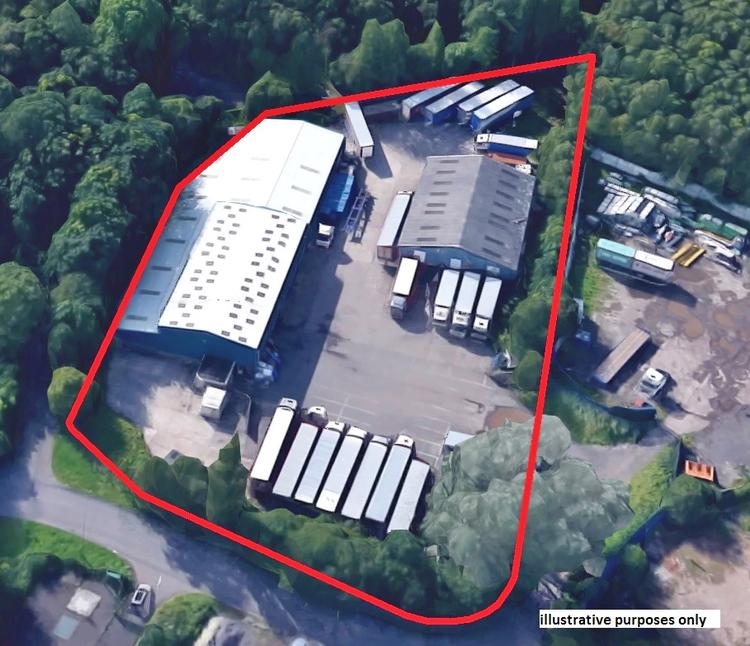 Commercial Yard & Buildings, Lightmoor Road, Lightmoor, Telford