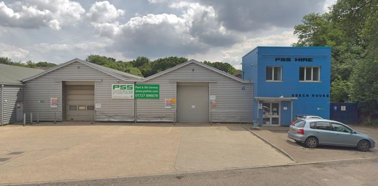 *UNDER OFFER* Beech House, Beech Industrial Centre, St Albans