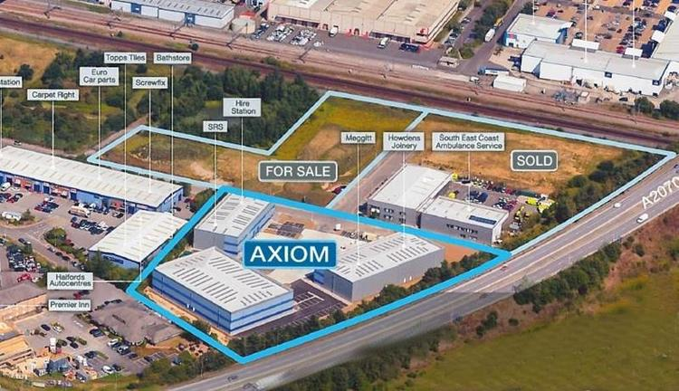Phase 1 Axiom, Unit 10 Orbital Park, Ashford