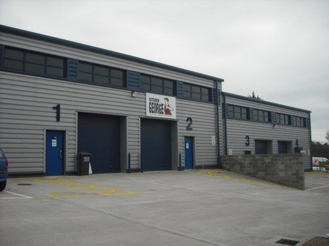 Units 1-4 Kingfisher Business Centre, Henwood Industrial Estate, Ashford