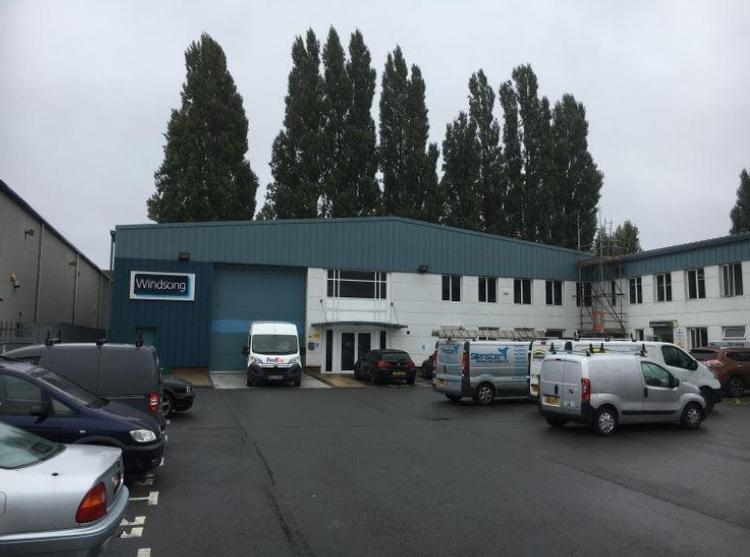 Unit 3, Chaffinch Business Park, Croydon Road, Elmers End, Beckenham