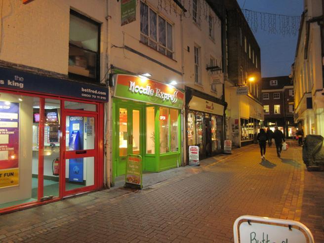 5 White Lion Street, Norwich