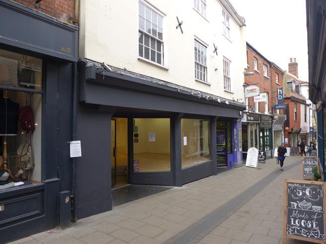 14-16 Lower Goat Lane, Norwich