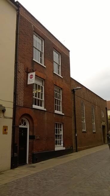 26 Pottergate, Norwich