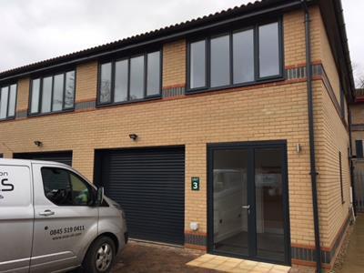 Unit 3 Weston Park Business Centre, Landscape Close, Weston-on-the-Green