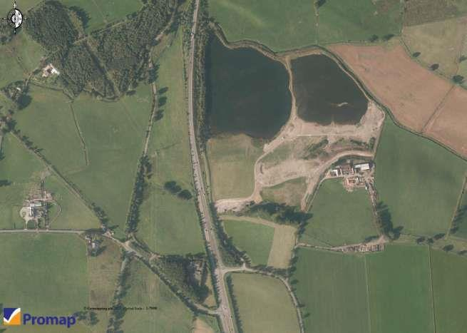 Former North Couston Quarry, Bathgate