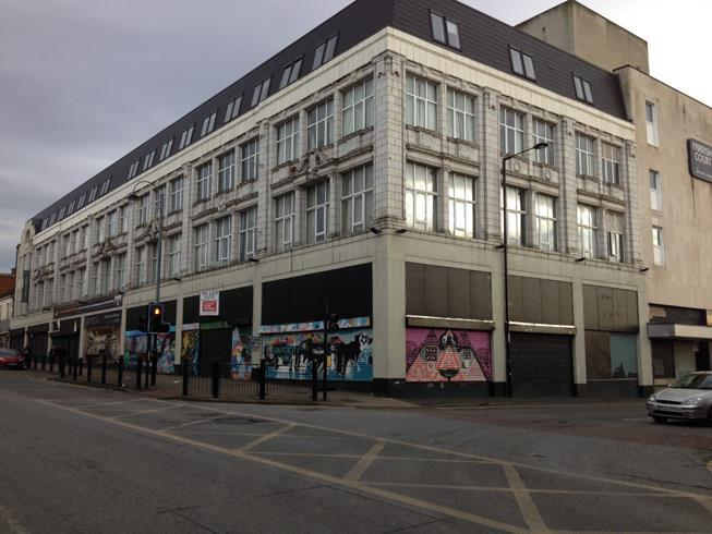 136-138 Shields Road, Byker, Newcastle Upon Tyne