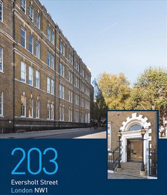 203 Eversholt Street, London