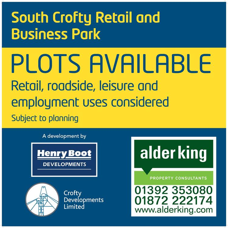 South Crofty Retail and Business Park, Pool, REDRUTH