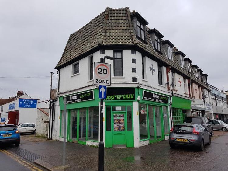 Shop 703 & 701a London Road, Westcliff-on-Sea