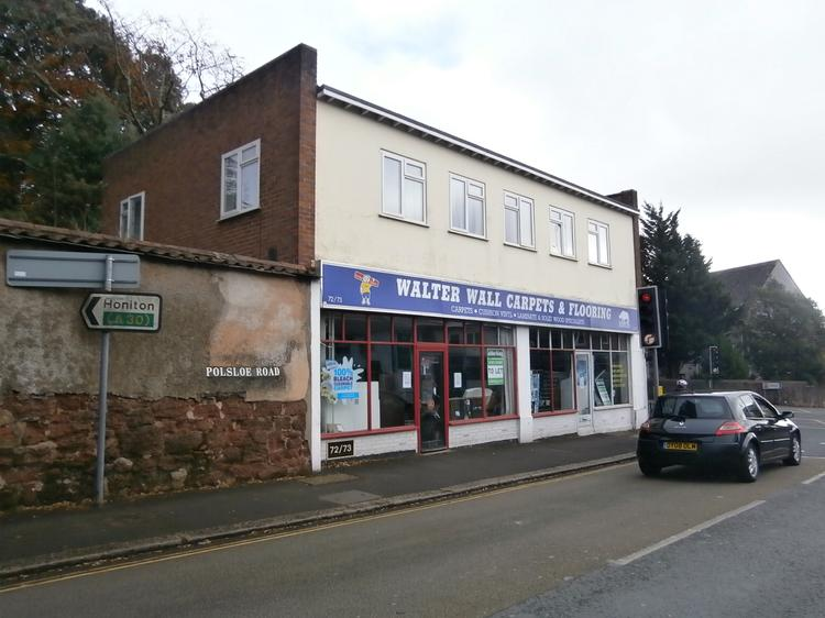 General Retail, Retail - Out of Town, Retail, To Let, Available, 72-73 Polsloe Road, EXETER