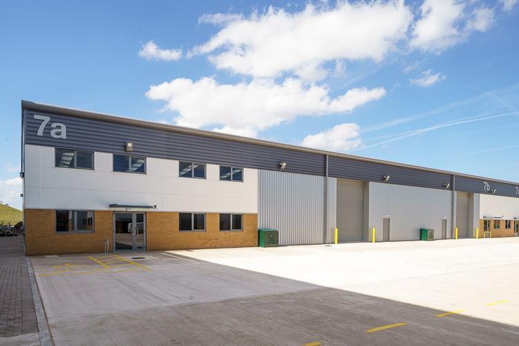 Block 7 Phase 5 Access 18, Avonmouth, BRISTOL