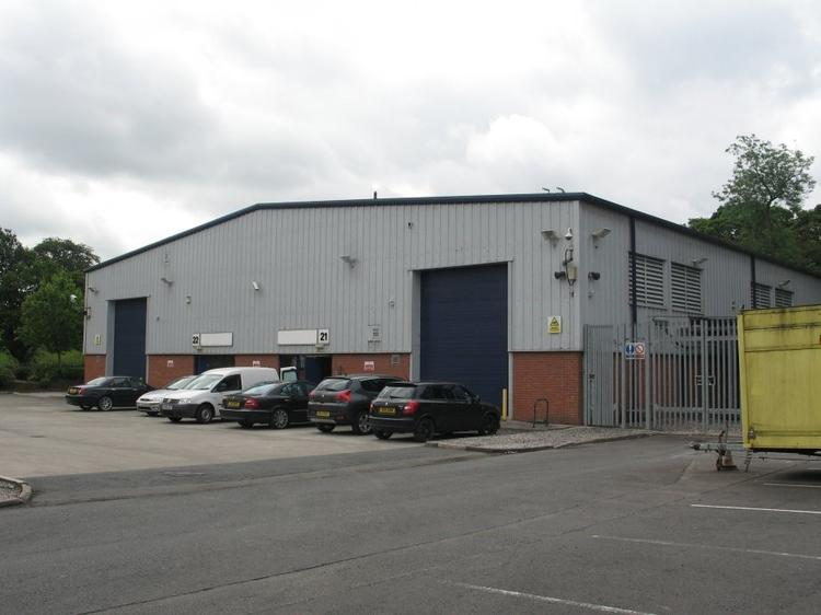 Units 21/22, Common Bank Industrial Estate, CHORLEY, PR7