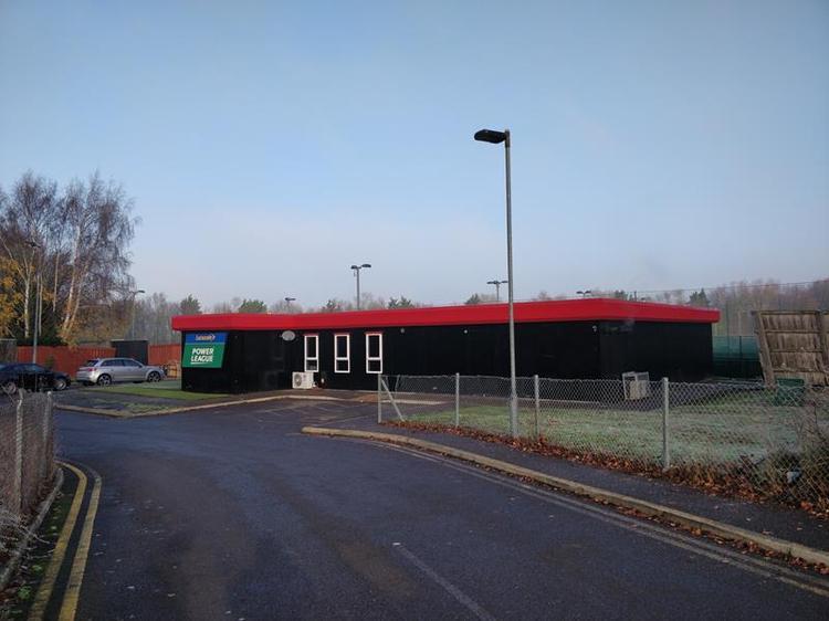 Former Powerleague Football Centre, Brighton Hill Community School, Basingstoke