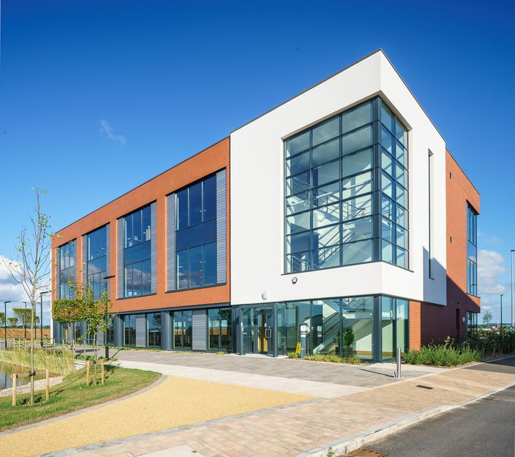 SkyPark (Offices), Exeter Airport, EXETER
