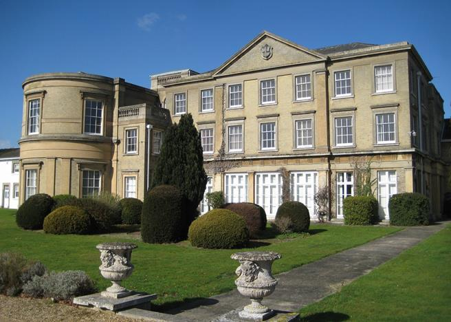 Keswick Hall, Norwich
