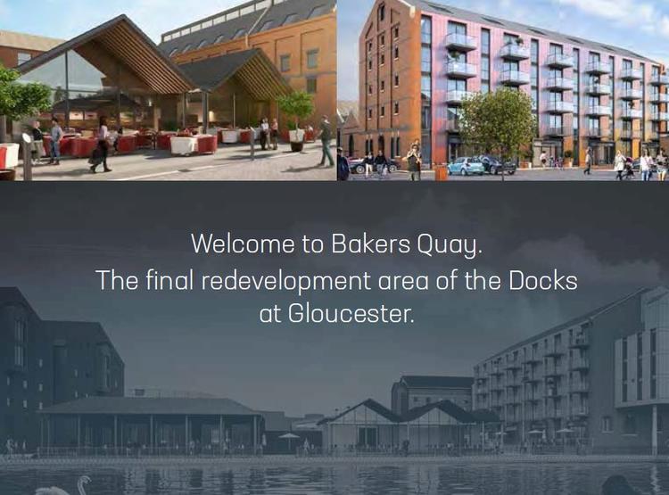 Bakers Quay Phase 2, Gloucester Docks, GLOUCESTER