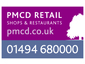 Pmcd retail board pantone sticker beaconsfield