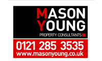Mason young joint logo