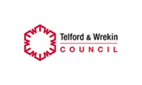 Telford   wrekin council logo