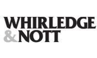 Whirledge and nott logo