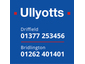 Ullyottds logo square