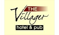 Villager hotel   pub logo