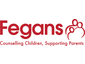 Fegans logo red