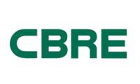 Cbre green logo